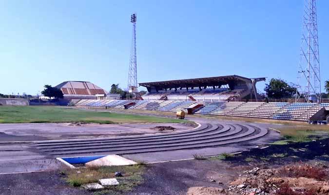 En el estadio debutó Arango / Foto: Cortesía