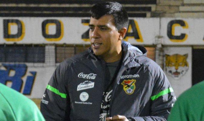 Farías ya dirigió a Bolivia en 2018 / Foto: Cortesía