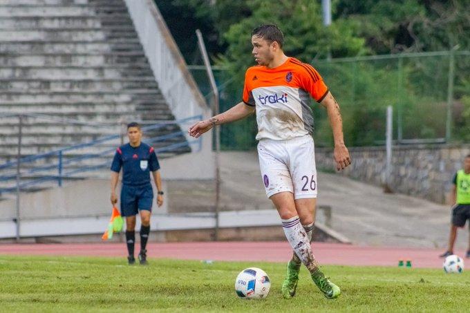 Azócar llleva un gol en el 2019 / Foto: Cortesía