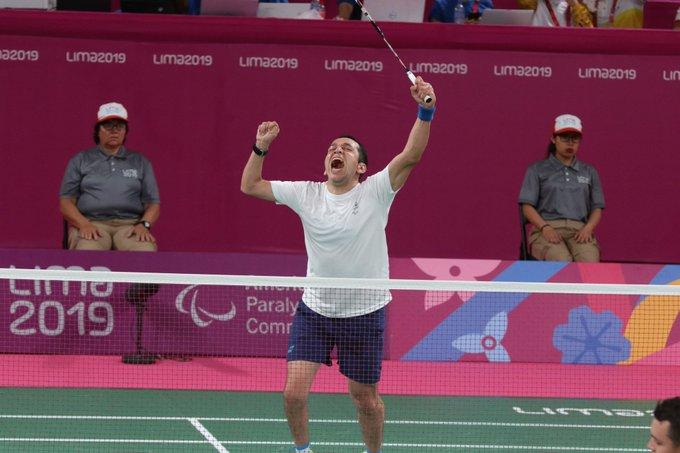 Es la primera medalla de Guatemala / Foto: Cortesía