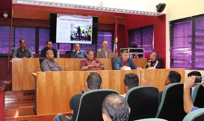 La Liga Nacional de Futsal comenzará el 5 de octubre / Foto: Cortesía