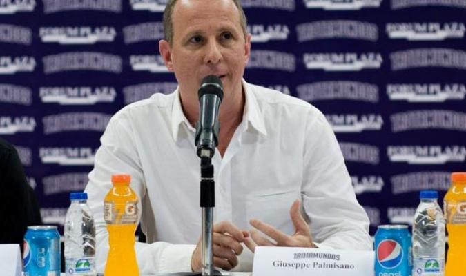 Palmisano es el nuevo presidente de la LVBP / Foto: Cortesía