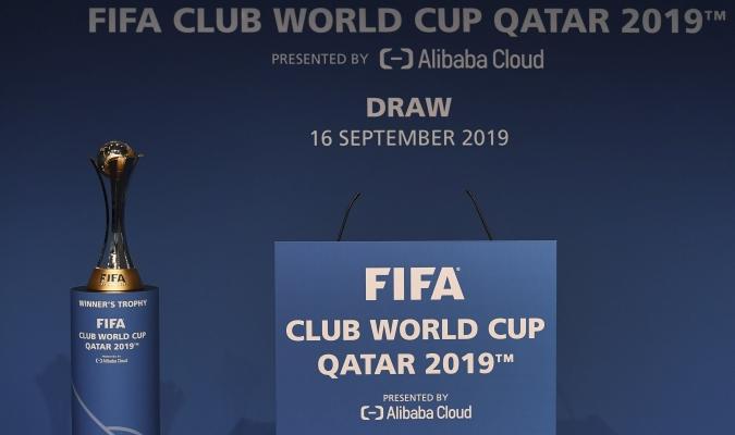 La FIFA realizó el sorteo en Zurich / Foto: (@fifacom_es)