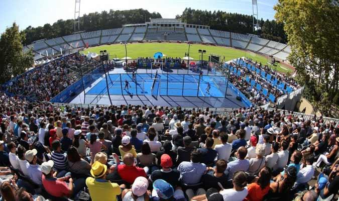 El torneo se celebrará en los Jardines del Casino de Estoril / Foto: Cortesía