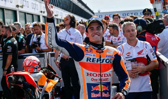 Márquez ha ganado cinco veces en este trazado/ Foto Cortesía
