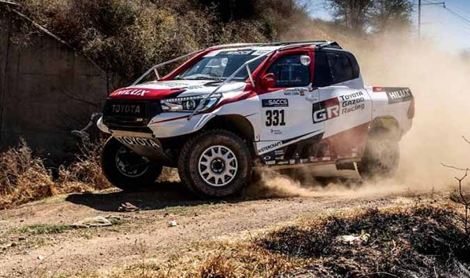 Toyota buscará su cuarto título consecutivo l Foto: Cortesía