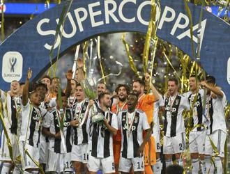 Juventus es el vigente campeón / Foto: Cortesía