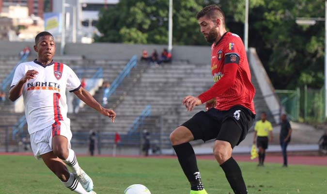 El partido se disputará en Cocodrilos Sports Park l Foto: Cortesía