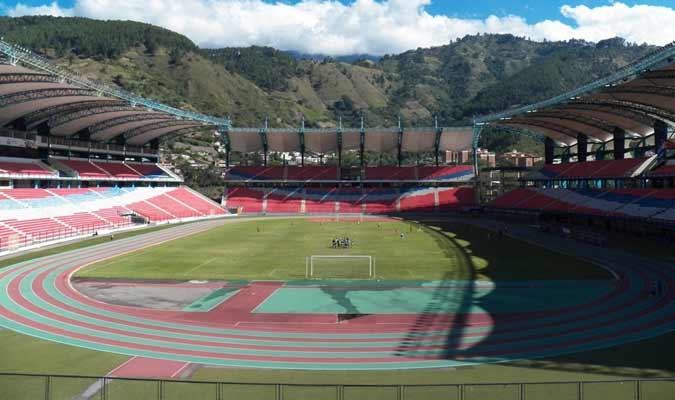 El Metropolitano es la sede de Estudiantes de Mérida y del ULA F.C. / Foto: Cortesía