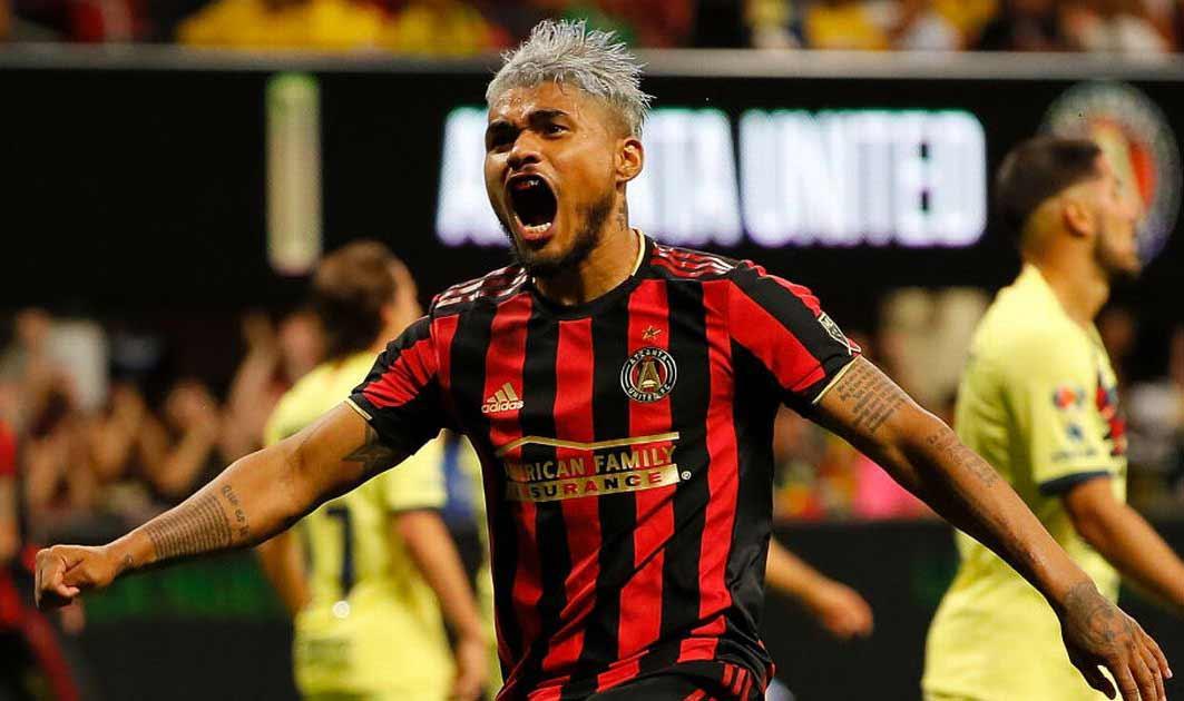 Martínez cortó su racha de 15 partidos consecutivos con gol / Foto: Cortesía