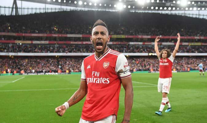 El partido se disputó en el Emirates Stadium l Foto: Cortesía
