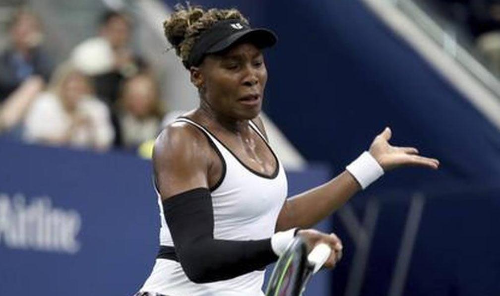 Williams fue eliminada en la primera ronda / Foto: Cortesía