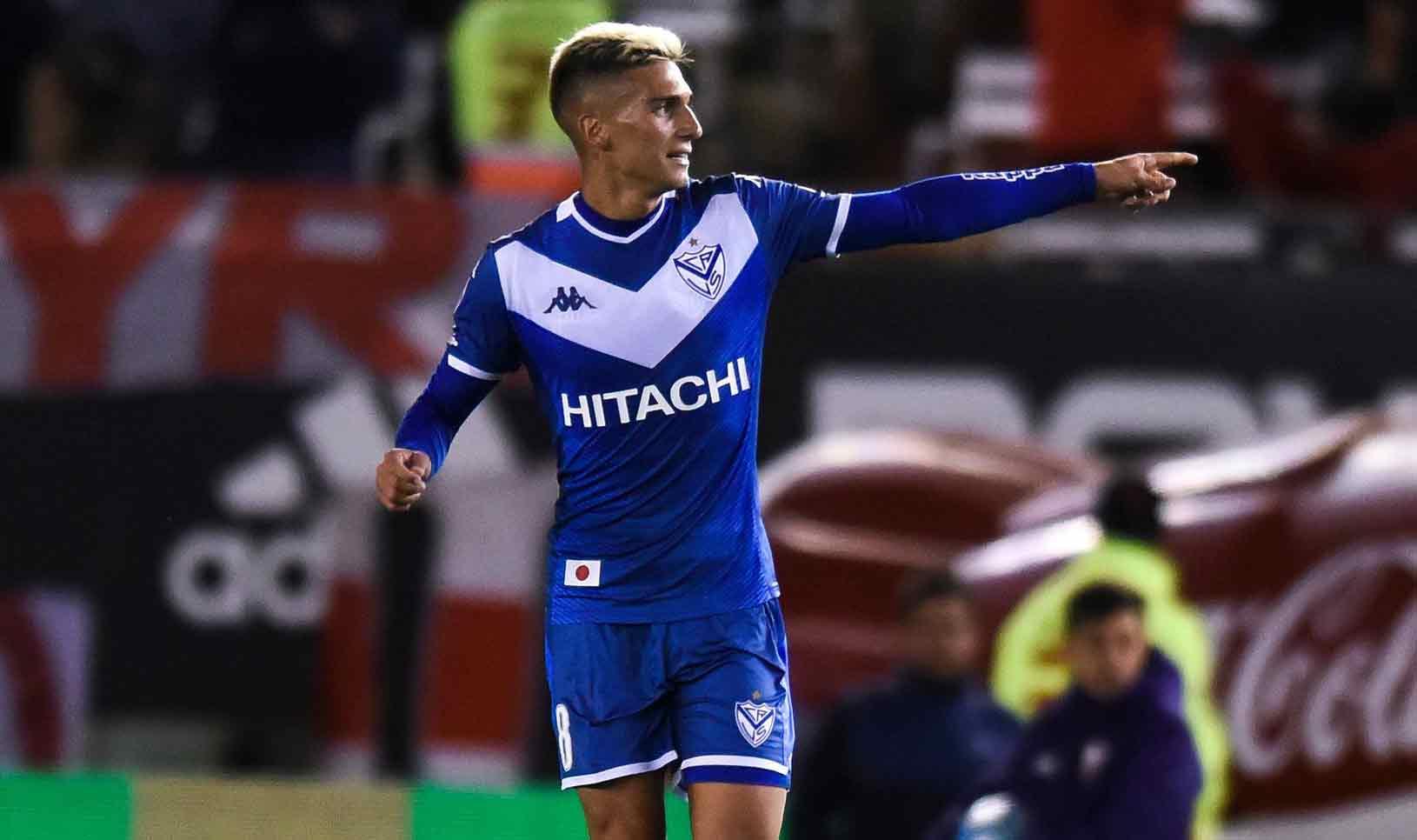 Domínguez anotó en el minuto 37 / Foto: Cortesía
