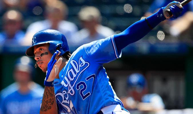 El dominicano Mondesí juega en Kansas City / Foto: AP