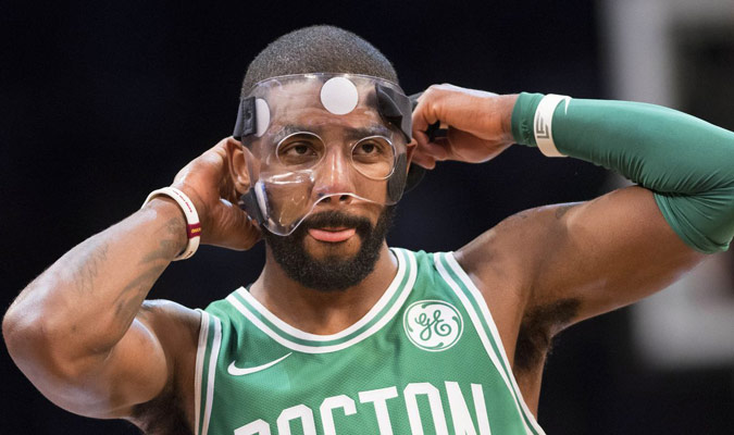 Kyrie jugó en Boston las dos últimas zafras / Foto: Cortesía