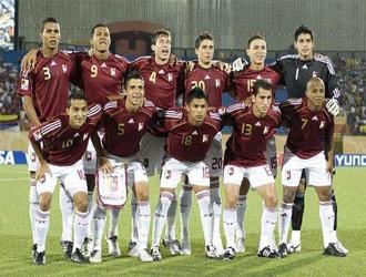 Venezuela llegó hasta octavos de final / Foto: Cortesía