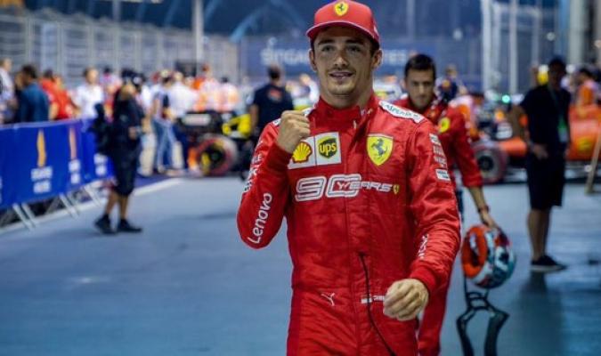 Leclerc ganó las dos últimas carreras / Foto: Cortesía