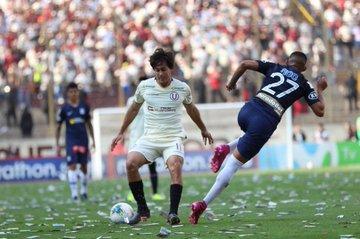 Universitario ganó el juego / Foto: Cortesía