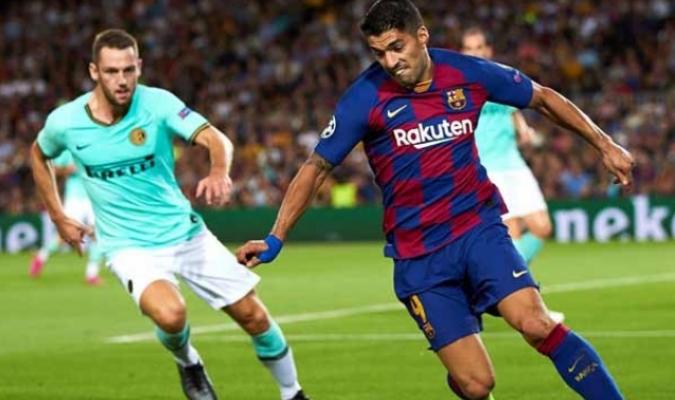 Messi vuelve a ser titular con el Barça/ Foto EFE