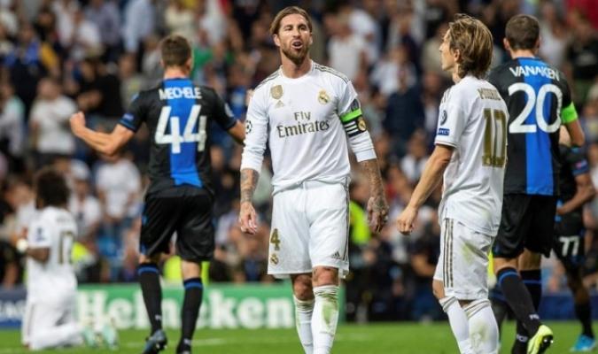 El Madrid fue sancionado por la UEFA /  Foto: Cortesía EFE