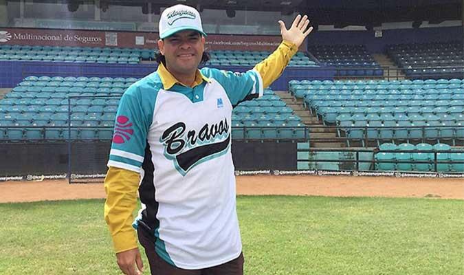 El expelotero disputó 17 temporadas como jugador activo l Foto: Cortesía