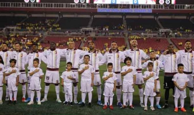 La escuadra nacional tiene dos amistosos en el mes || Foto: SeleVinotinto