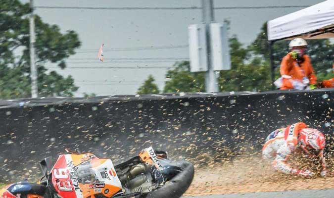 El piloto compite para el equipo Repsol Honda l Foto: Cortesía