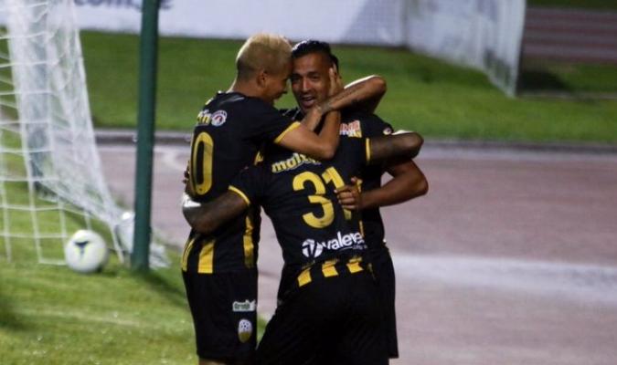 Táchira llegó a 29 puntos / Foto: Deportivo Táchira