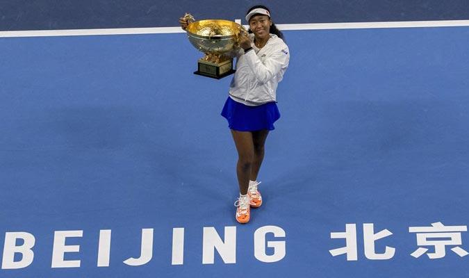La japonesa conquistó el quinto título de su carrera l Foto: Cortesía
