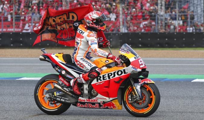 Márquez sumó su sexto título en la categoría / Foto: Cortesía