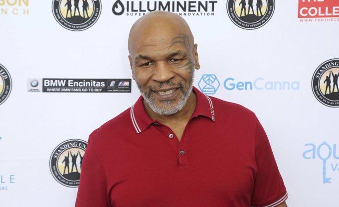 Tyson tiene 53 años / Foto: Cortesía