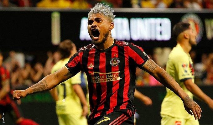 Martínez quedó campeón con Atlanta en 2018 / Foto: Cortesía