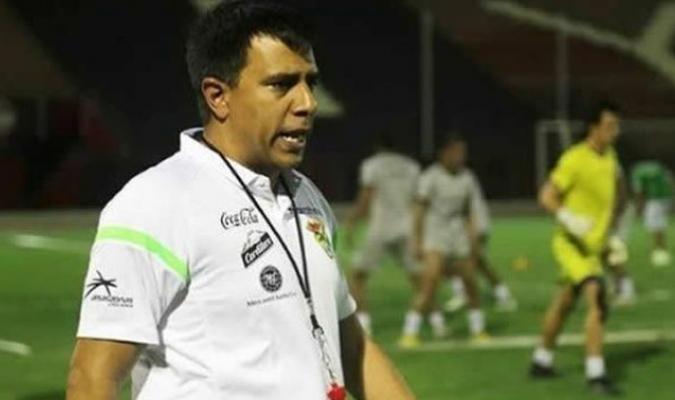 César Farías convocó solo a jugadores del torneo local/ Foto Cortesía