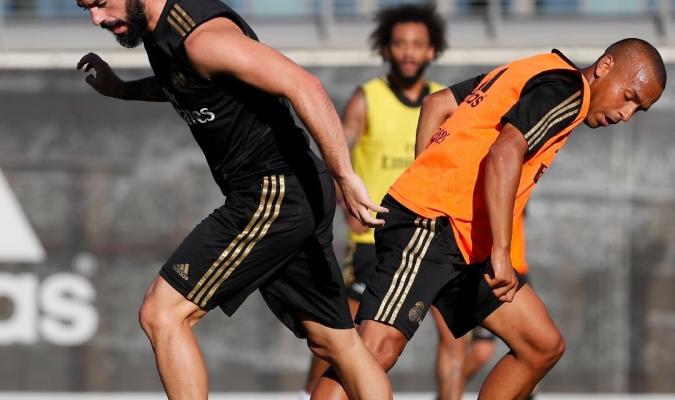Ambos laterales reaparecerían tras la fecha FIFA / Foto: Cortesía (@realmadrid)