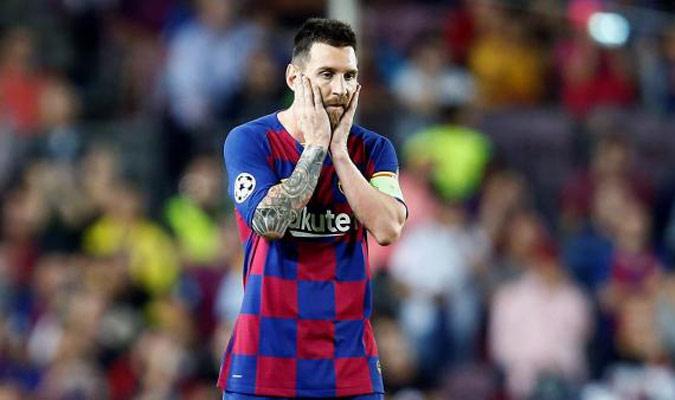 Messi se sintió maltratado en España/ Foto Cortesía