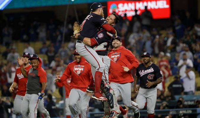 Washington remontó para llevarse el triunfo/ Foto AP