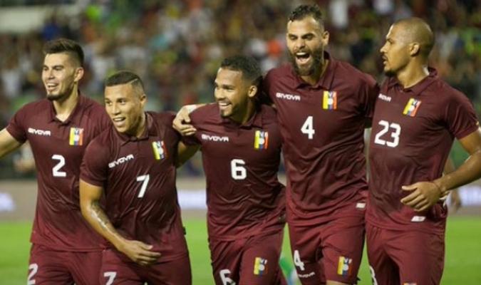 Venezuela venció a Bolivia 4-1 / Foto: Liga Futve