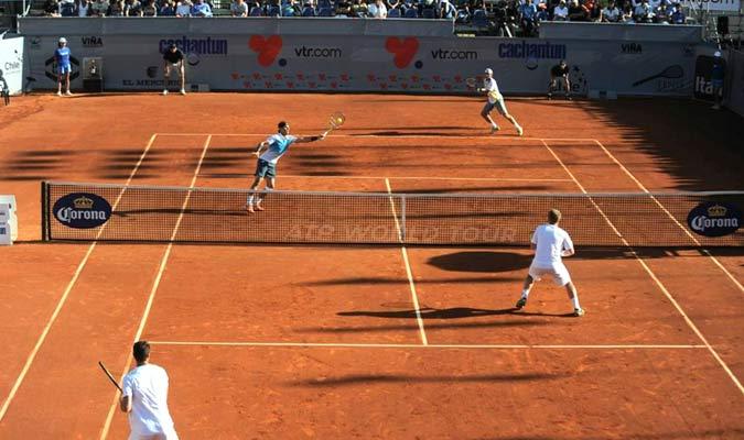 El evento se disputará en el Estadio Nacional en Santiago/ Foto Cortesía