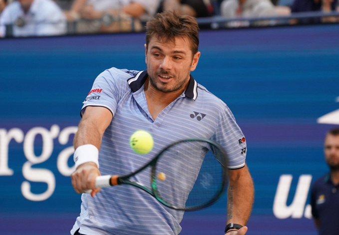 El suizo ganó en tres sets / Foto: Cortesía