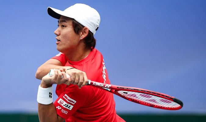 Nishioka avanzó a los cuartos de final / Foto: Cortesía