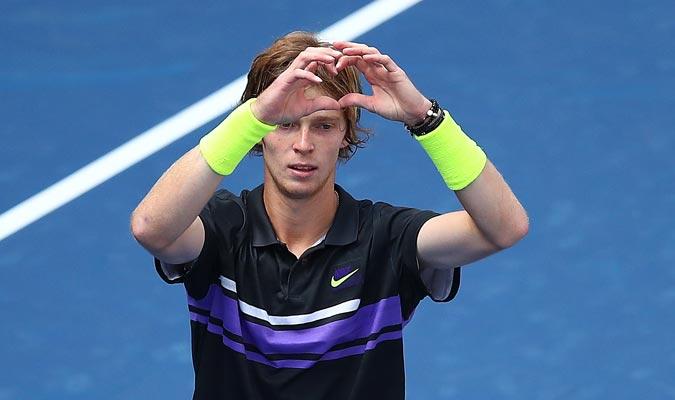 El tenista eliminó a CIlic en la semifinal / Foto: Cortesía