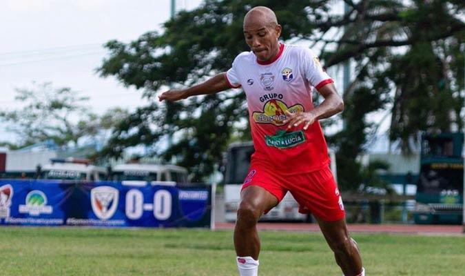 El jugador es uno de los más reconocidos en el balompié criollo || Foto: Cortesía
