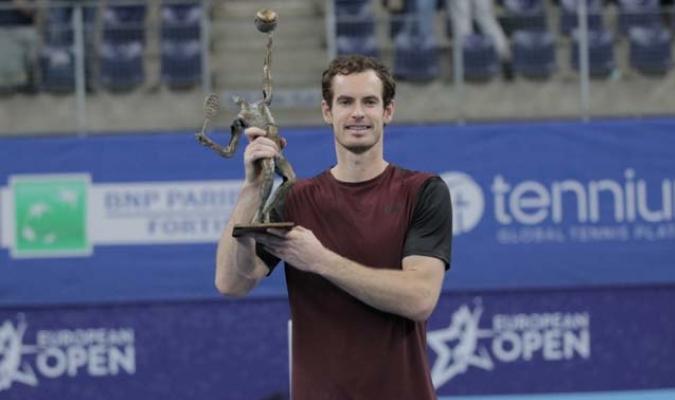 El tenista consiguió la victoria en dos horas y 27 minutos l Foto: Cortesía