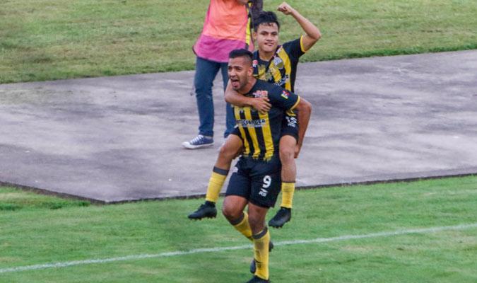 Gómez anotó para Táchira / Foto: Deportivo Táchira