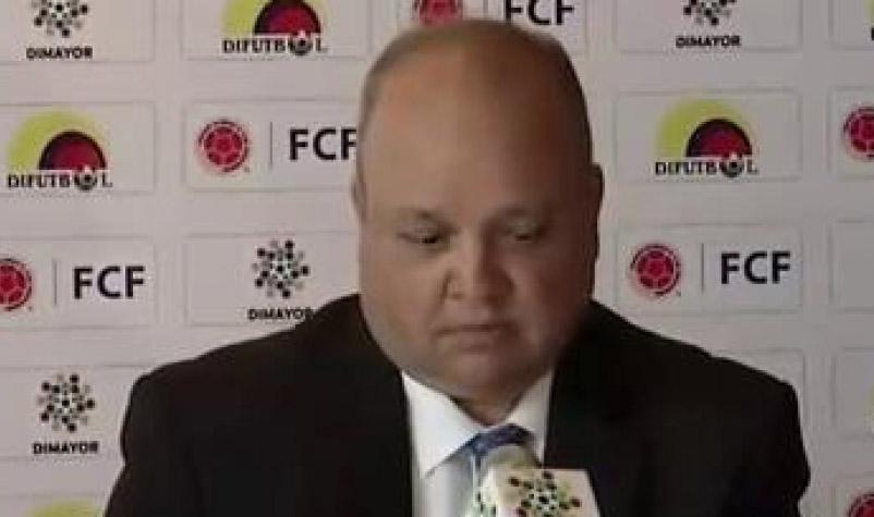 Vélez asume como presidente de la Dimayor / Foto: Cortesía