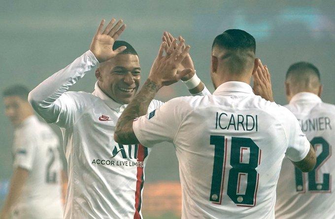 Icardi aprovecha la ausencia de Cavani / Foto: Cortesía