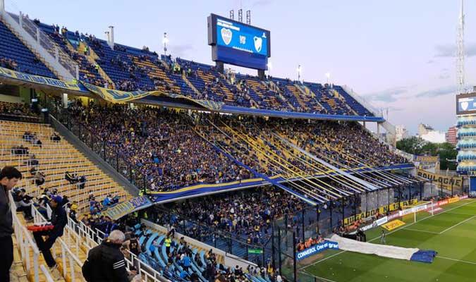 El estadio poco a poco se va llenando / Foto: Cortesía