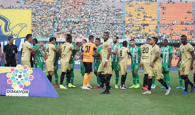 Los jugadores exigen mejoras / Foto: Cortesía