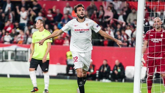 Sevilla es líder en el grupo A / Foto: Cortesía