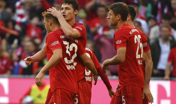 Bayern recuperó momentáneamente el liderato / Foto: AP